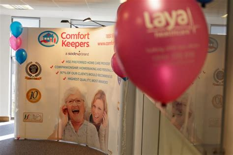 comfort keepers jobs dublin comfort keepers partner with laya healthcare to launch new
