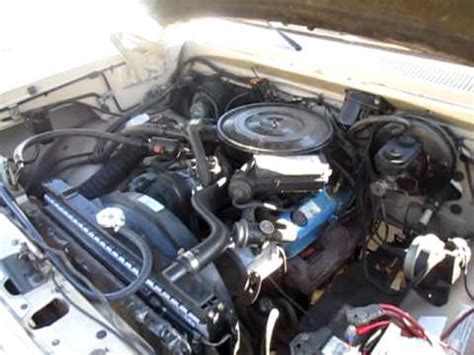 how do cars engines work 1992 dodge d150 club parking system 1983 brown tan dodge prospector truck engine youtube