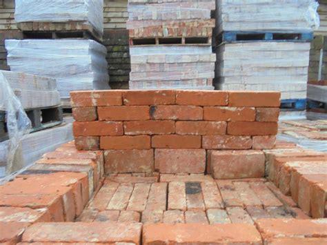 Handmade Bricks - handmade orange bricks authentic reclamation