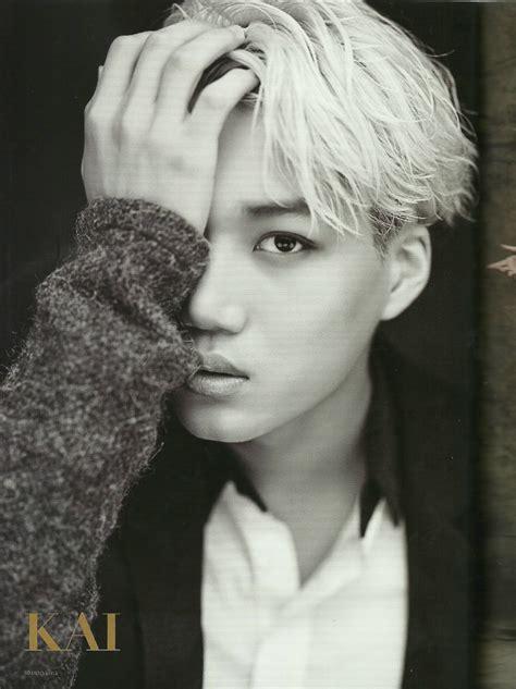 exo kai scans men s style september 2013 kai exo k photo