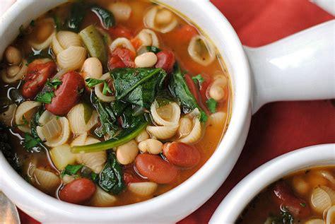 minestrone soup olive garden recipe