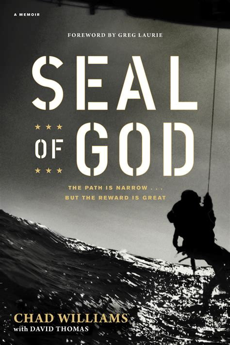 an with god books book review seal of god by chad williams richard burkey