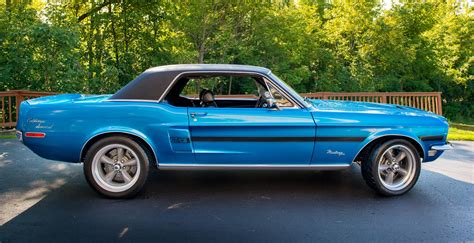 Mustang Auto 1960 by 1960 Blue Mustang Www Imgkid The Image Kid Has It