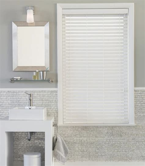 window blinds bathroom 8 solutions for bathroom windows apartment therapy