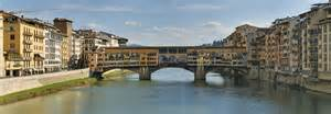 C Nel Florenece file panorama of the ponte vecchio in florence italy jpg
