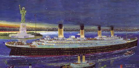 Minecraft Pedestal Titanic In New York By Arridanchu On Deviantart