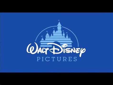 Classic Walt Disney Pictures Intro Youtube Disney Intro