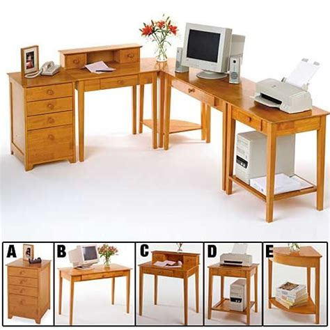 Computer Desk Components Mix And Match Save For Later Office Desk Components