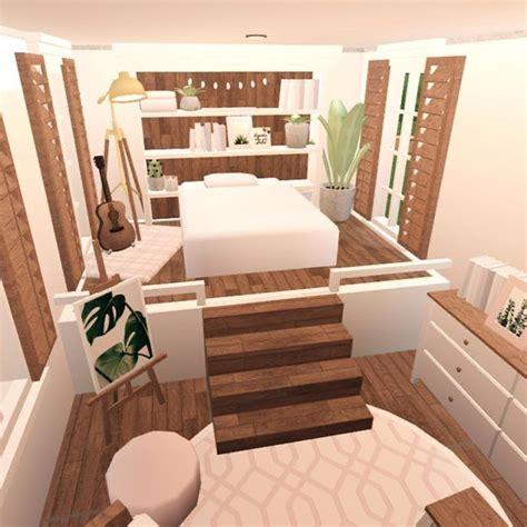 aesthetic bedroom  bloxburg tiny house layout house