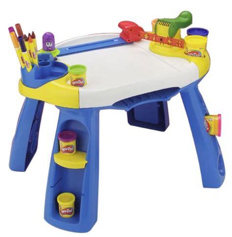 Playdough Table play doh table