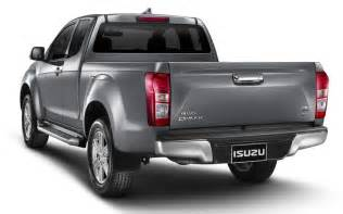 Isuzu In Look Facelifted Isuzu Kb Coming In 2016 Cars Co Za