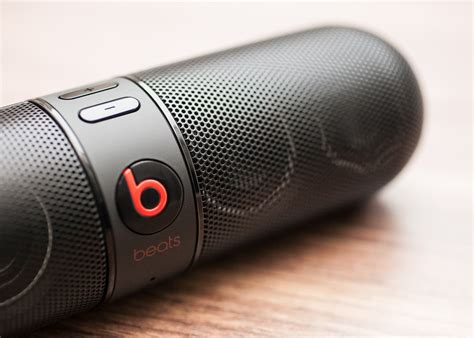 Speaker Bluetooth Beats beats pill review mini bluetooth speaker with some pop