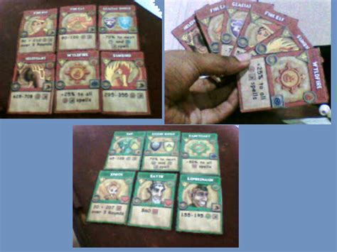 Wizard 101 Gift Card - my wizard 101 cards by kairahakura on deviantart
