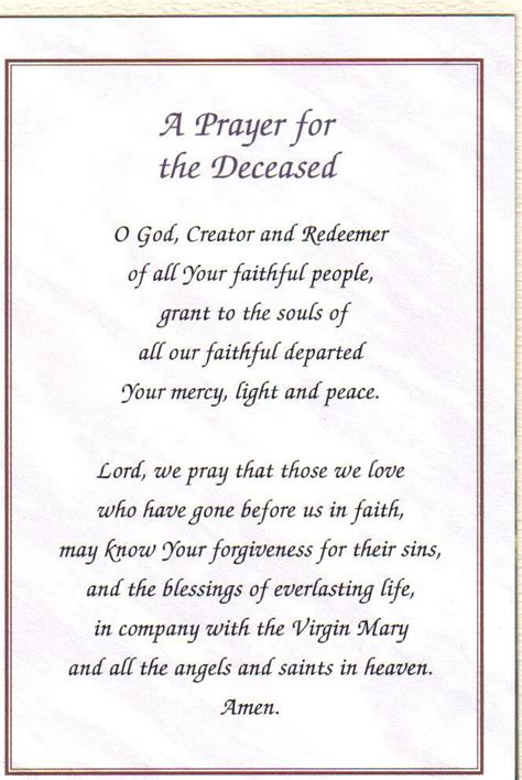 prayer of comfort for funeral best 25 prayer for deceased ideas on pinterest birthday
