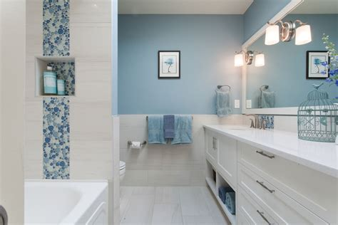 Blue And White Bathroom Ideas by 23 Four Seasons Bathroom Designs Decorating Ideas