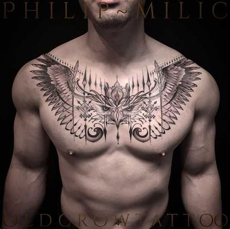 old crow tattoo atemberaubende kunst mit philip milic tatoo and