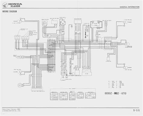 1986 honda xr600 wiring diagrams wiring diagram schemes