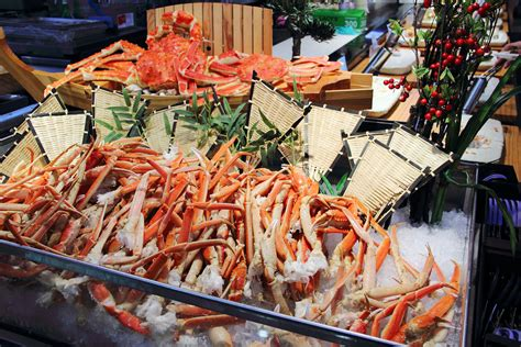 16 Best Japanese Buffets In Singapore Starting From Just Seafood Buffet Price