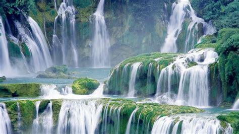 wallpaper desktop waterfall 10 beautiful waterfall wallpapers beautiful wallpapers