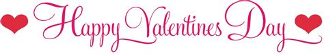 happy valentines day clipart valentines day clip banner quotes wishes for
