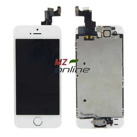 100 oem for iphone 5s lcd display and touch screen