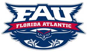 fau colors coolest ncaa logos tournament 4 florida atlantic vs 13