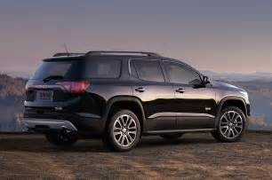Buick Acadia 2017 Gmc Acadia Reviews And Rating Motor Trend
