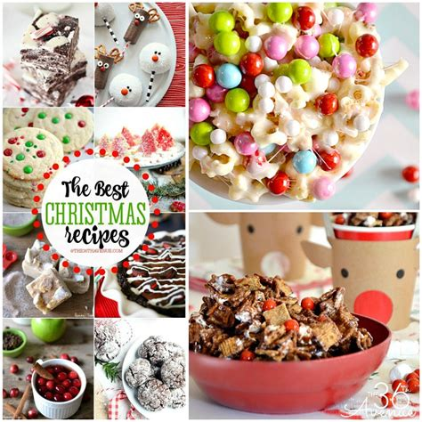 the best christmas recipes the 36th avenue