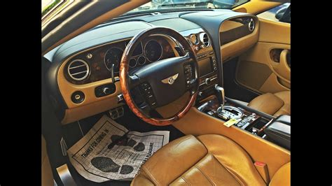 Bentley Continental Gt Convertible Interior Repair