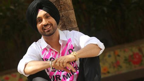 actor singer diljit dosanjh biography songs movies singer actor diljit dosanjh got scared at hansraj college