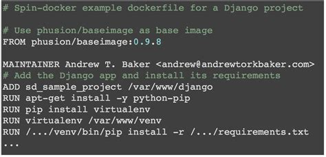 docker tutorial base images an introduction to docker by instructor of o reilly s