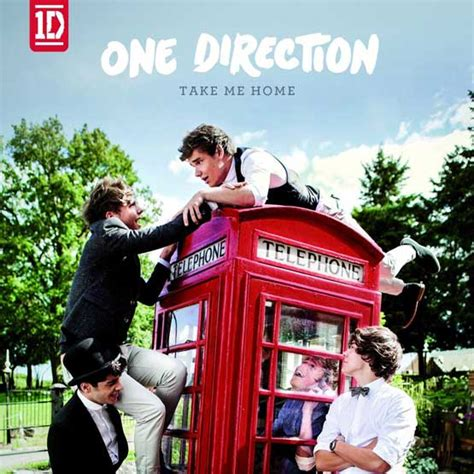 one direction quot take me home quot al via il preordine team world