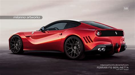 f12 berlinetta wheels render f12 berlinetta with adv 1 wheels