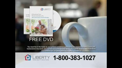 liberty home equity solutions tv spot restaurant ispot tv