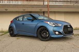 Hyundai Veloster Rally Edition 2016 Hyundai Veloster Turbo Rally Edition Review