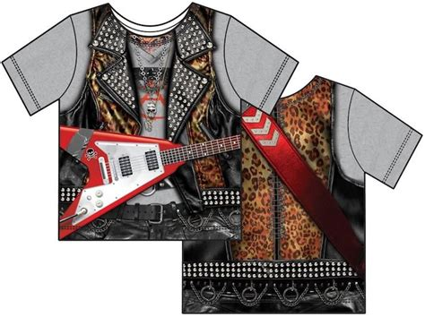 T Shirts Because Secretly Youre A Rockstar by Costume T Shirts For Lazy And Parents
