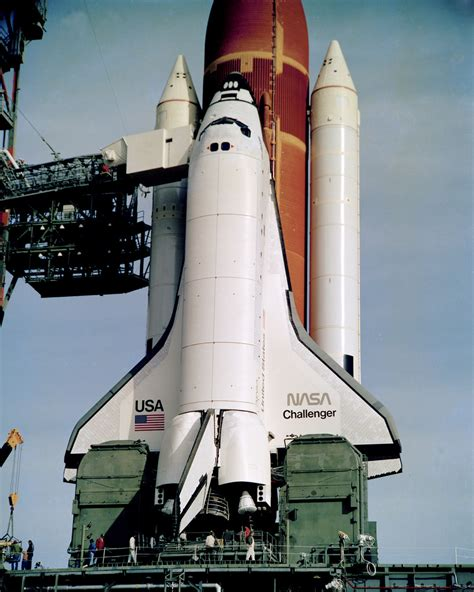 the challenger launch space shuttle challenger in this image space shuttle