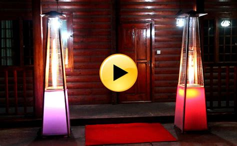 patio heat ls reviews patio heater lights best patio heaters and outdoor