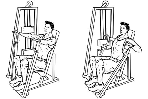 seated machine bench press superset chest workout the best 4 supersets for bigger chest gymguider com