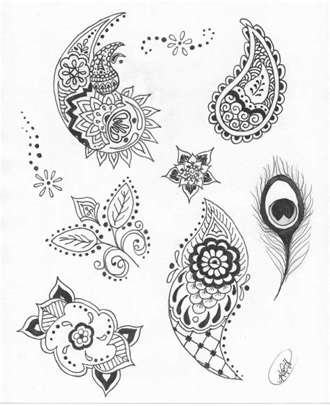 permanent henna tattoo designs henna designs for permanent half sleeve made to look like