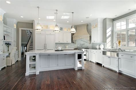 Kitchen Ideas White by Pictures Of Kitchens Traditional White Kitchen Cabinets