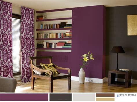 curan cat untuk membuat warna ungu 16 idea ruang tamu ungu ini khas untuk peminat ungu