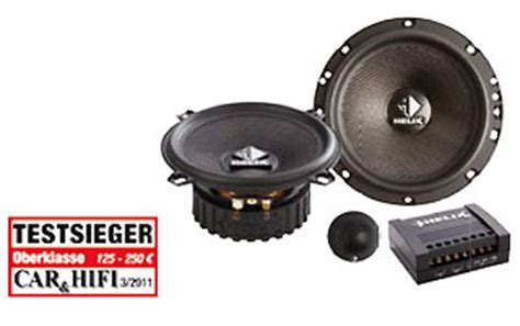 Helix B6x Coaxial Speaker 6 5 Inch seat car speakers german winner upgrade kit front and