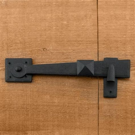 rustic hardware rustic forged iron gate latch hardware