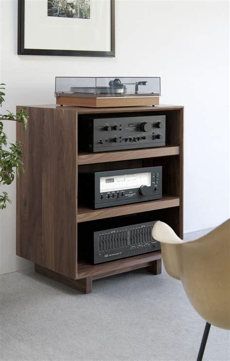 audio furniture audio racks and cabinets aero 25 quot audio rack symbol audio