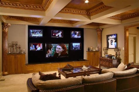 perfect living room 50 creative home theater design ideas interiorsherpa