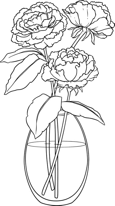 peony vase beccy s place peonies in a vase