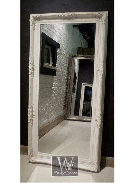 30 best ideas of shabby chic floor standing mirrors