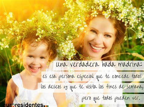 Palabras De Agradecimiento De Madrina | frases para madrinas frases y citas c 233 lebres