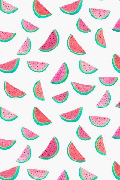 summer pattern tumblr watermelon print tumblr